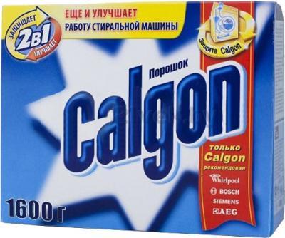 Средство для смягчения воды Calgon Powder (1.6кг) - общий вид