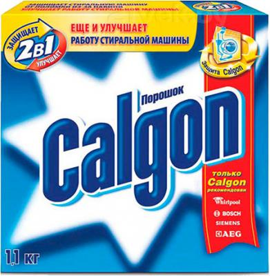 Средство для смягчения воды Calgon Powder  (1.1кг) - общий вид