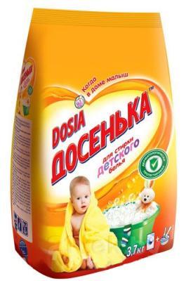 Стиральный порошок Dosia Dosen'ka (3.7кг) - общий вид