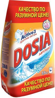 Стиральный порошок Dosia Альпийская Свежесть (5.5кг) - общий вид