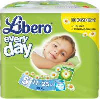 Подгузники Libero Everyday Extra Large XL (38шт) -