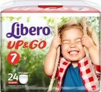 Подгузники-трусики Libero UP&GO XL Plus (24шт) -