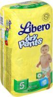 Подгузники-трусики Libero Dry Pants 5 Maxi Plus (32шт) -