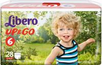 Подгузники-трусики Libero Up&Go XL 6 (28шт) -