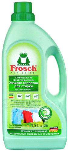 Гель для мыцця Frosch