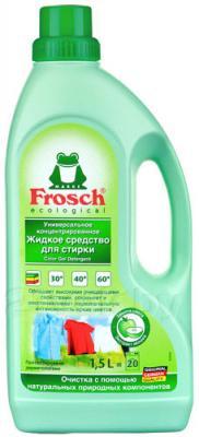 Гель для стирки Frosch Gel Detergent Color (1.5л) - общий вид