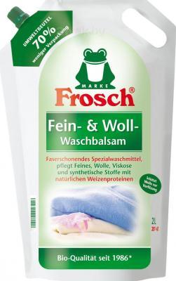 Гель для стирки Frosch Fein & Woll (2л) - общий вид