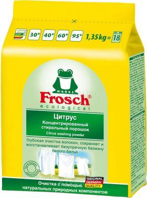 Стиральный порошок Frosch Citrus Voll-Waschpulver (1.35кг) - общий вид