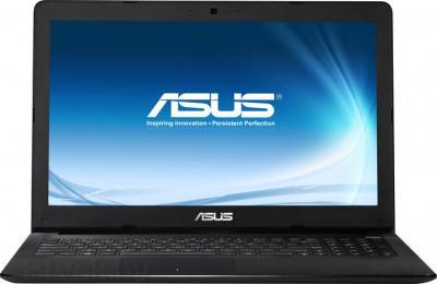 Ноутбук Asus X502CA-XX169D - фронтальный вид