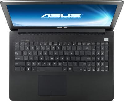 Ноутбук Asus X502CA-XX169D - вид сверху