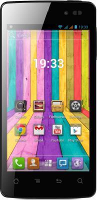 Смартфон IconBIT NetTab Mercury Q4 (NT-3509M) - общий вид