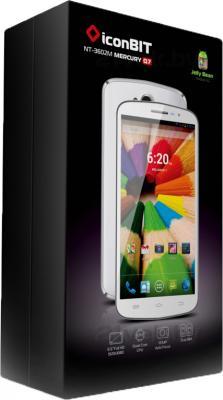 Смартфон IconBIT NetTab Mercury Q7 (NT-3602M) - упаковка