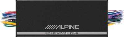 Автомобильный усилитель Alpine KTP-445A - общий вид