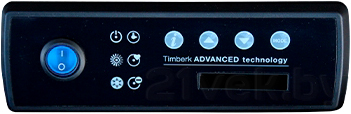 Конвектор Timberk TEC.PF7 EL10 IN (AQ) - пульт ДУ