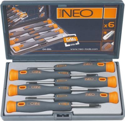 Набор однотипного инструмента NEO A-04-226 - общий вид