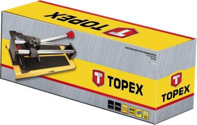 Плиткорез ручной Topex A-16B140 - упаковка