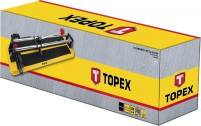 Плиткорез ручной Topex A-16B260 - упаковка