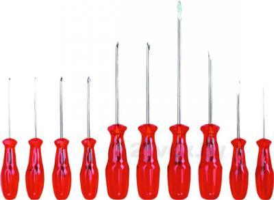 Набор однотипного инструмента TopTools 39D112 - общий вид