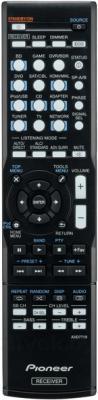 AV-ресивер Pioneer VSX-S310-K - пульт ДУ