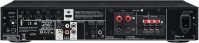 AV-ресивер Pioneer VSX-S310-K - вид сзади