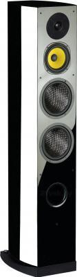 Акустическая система Davis Acoustics Vinci HD (черный) - общий вид