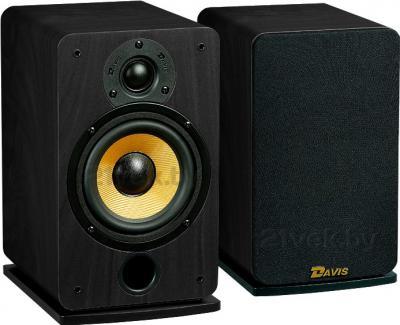Акустическая система Davis Acoustics Eva (черный) - общий вид