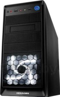 Игровой компьютер Jet A (12U618) - общий вид
