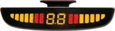 Парковочный радар ParkMaster 4DJ46 (Black) - общий вид