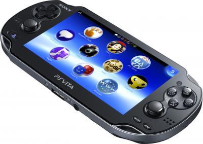 Игровая приставка Sony PlayStation Vita (PS719297185) - общий вид
