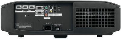Проектор Panasonic PT-AE8000EA (с 3D-очками TY-EW3D3ME) - вид сзади