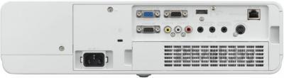 Проектор Panasonic PT-VW431DE - вид сзади