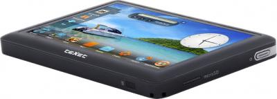 MP3-плеер TeXet T-950HD (Black) - полубоком