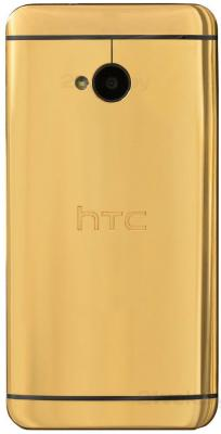 Смартфон HTC One (Gold) - задняя панель