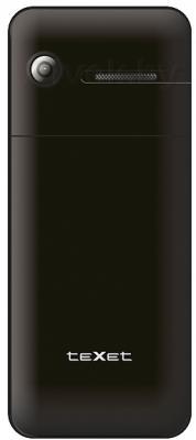 Мобильный телефон TeXet TM-D222 (Black) - задняя панель