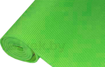 Коврик для йоги NoBrand YM-5 (светло-зеленый) - общий вид
