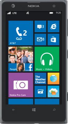 Смартфон Nokia Lumia 1020 (Black) - общий вид