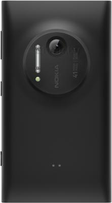 Смартфон Nokia Lumia 1020 (Black) - задняя панель
