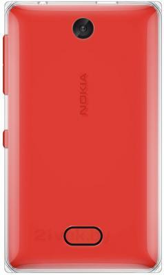 Мобильный телефон Nokia Asha 500 Dual (Red) - задняя панель