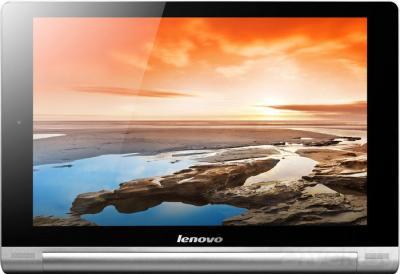 Планшет Lenovo Yoga Tablet 10 B8000 (16GB, 3G, Black) - фронтальный вид