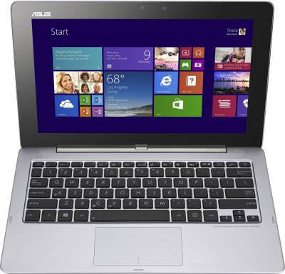 Ноутбук Asus Transformer Book Trio TX201LA-CQ026H - общий вид