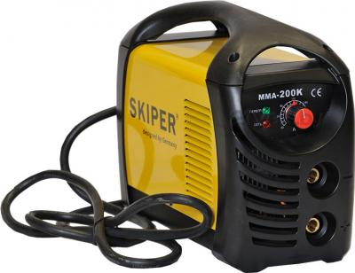 Инвертор сварочный Skiper MMA-200K - общий вид