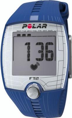 Пульсометр Polar FT2 (Blue) - общий вид