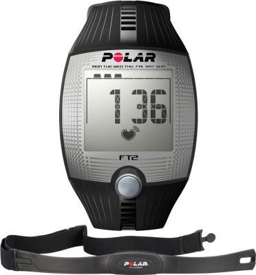 Пульсометр Polar FT2 (Black) - общий вид