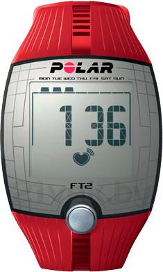 Пульсометр Polar FT2 (Red) - общий вид