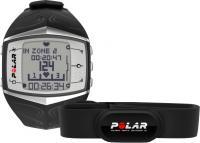 Фитнес-трекер Polar FT60 (черный/белый дисплей) -