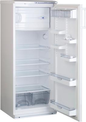 Холодильник с морозильником ATLANT MX 2823-66 - внутренний вид