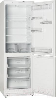 Холодильник с морозильником ATLANT ХМ 6021-100