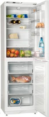 Холодильник с морозильником ATLANT МХМ 1845-10 - внутренний вид