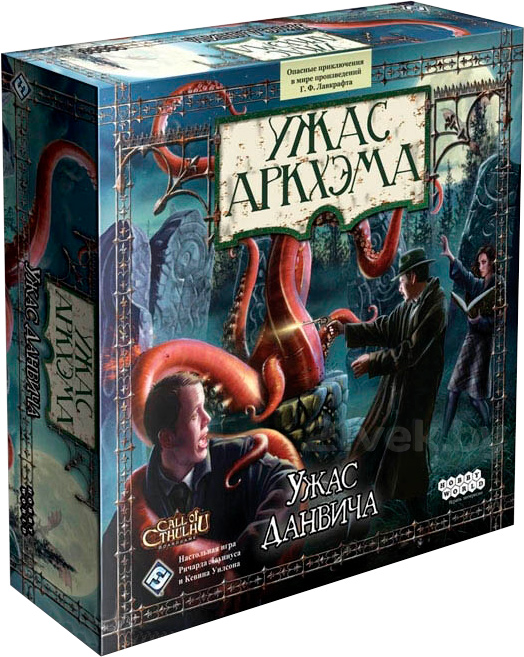 Ужас Аркхэма. Ужас Данвича / Arkham Horror: Dunwich Horror 21vek.by 661000.000