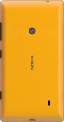 Смартфон Nokia Lumia 525 (Orange) - задняя панель